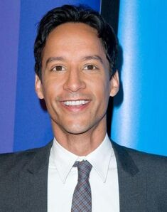 Danny Pudi close up