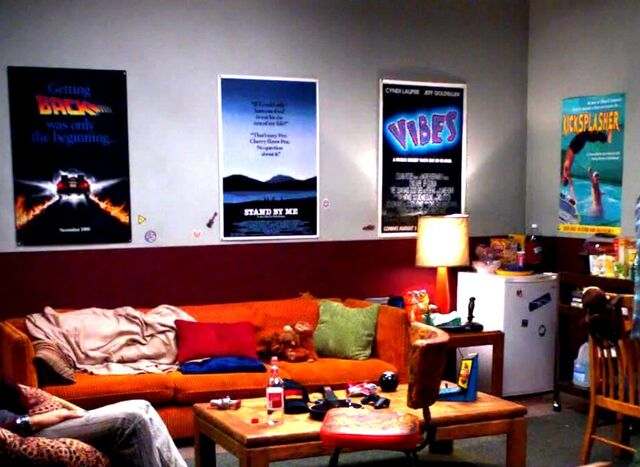 Abed's posters