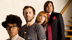 Original IT Crowd