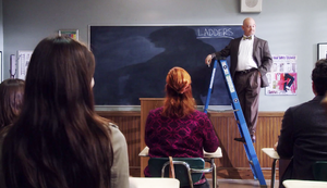 CA ladders class