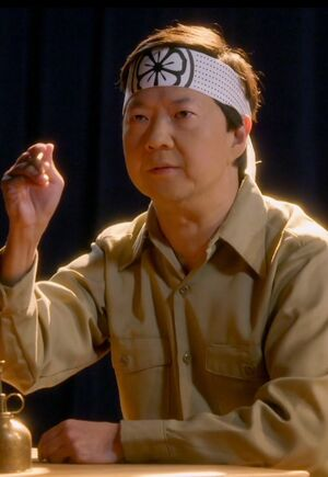 Chang Mr.Miyagi