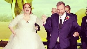 Dan and Erin wedding day