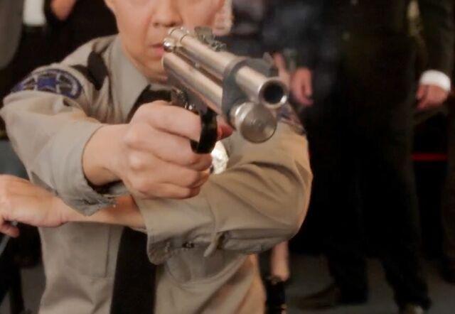 Chang's tranquilizer gun | Community Wiki | FANDOM powered