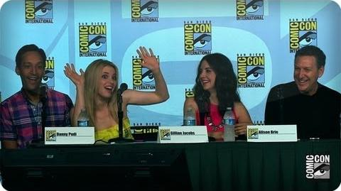 Community Comic-Con Panel