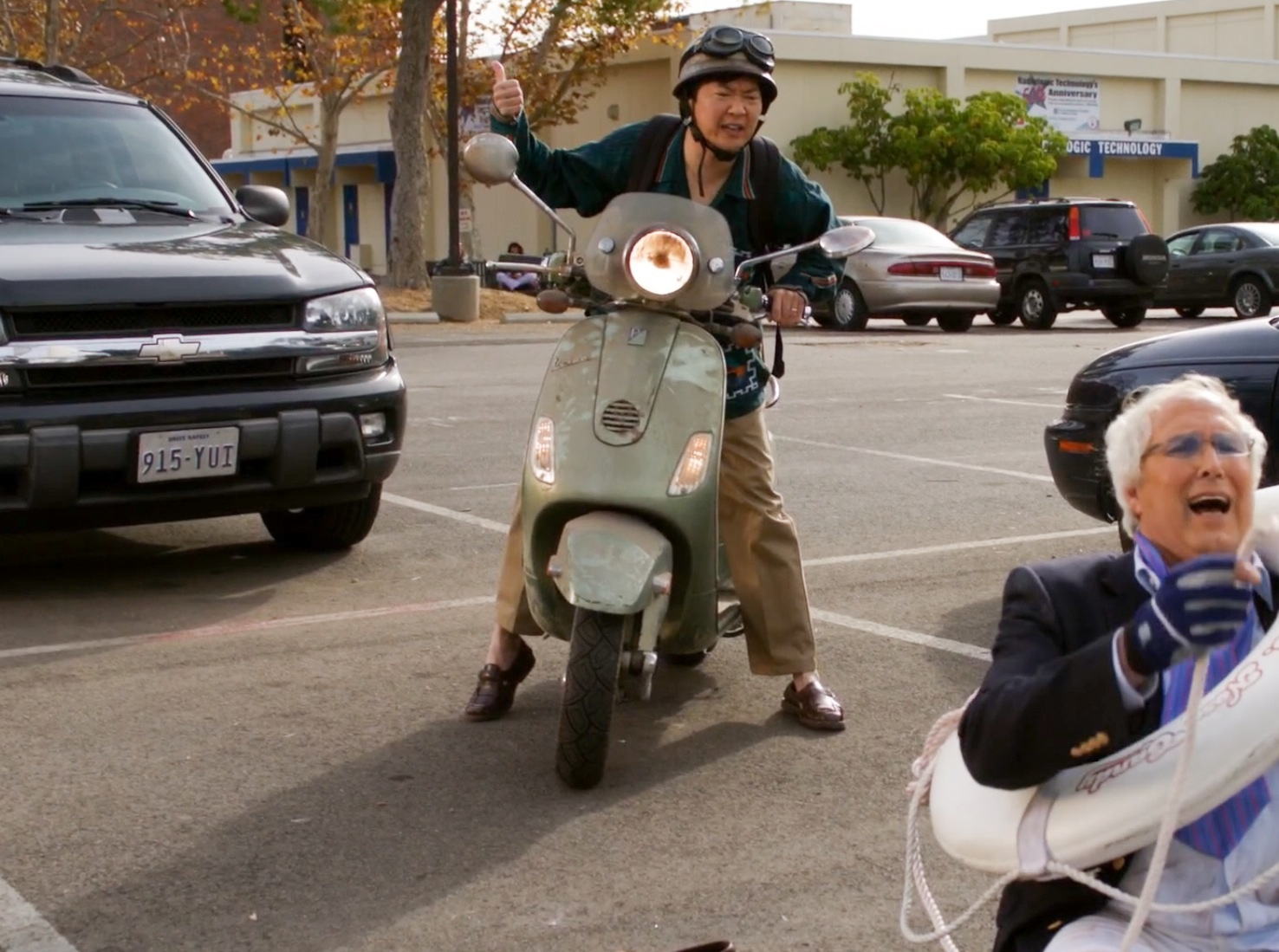 Chang's moped | Community Wiki | FANDOM powered by Wikia