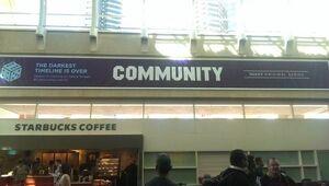 Yahoo Comic Con banner