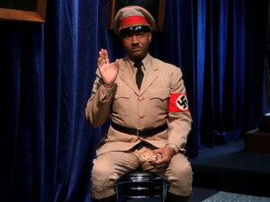 3x06-Black Hitler