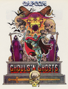 Ghouls and Ghosts sales flyer