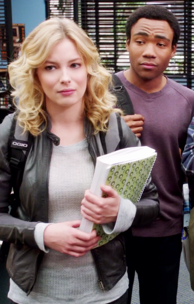 community Troy och Britta dating