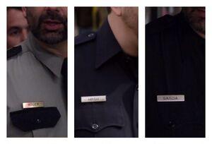 Cackowski badges