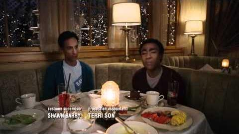 Troy and Abed Dine and Dash (Community 2