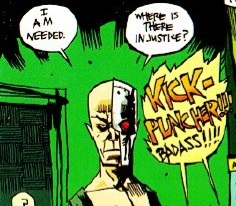 Kickpuncher comic I am needed