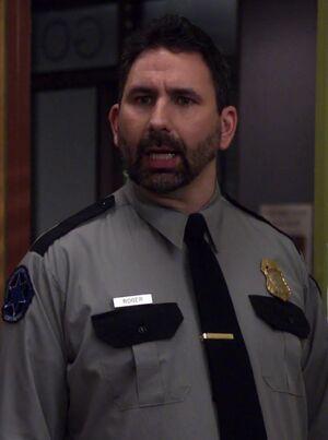 1x11 Security Guard Cackowski