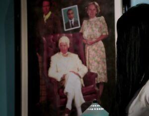 Hawthorne family portrait