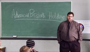 CA Advanced Breathe Holding class