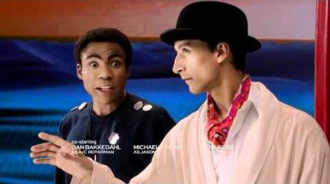 Community - Inspector Spacetime (Abed and Troy)-0