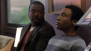 LeVar and Troy