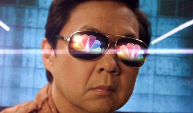 5x13 Chang NBC sunglasses