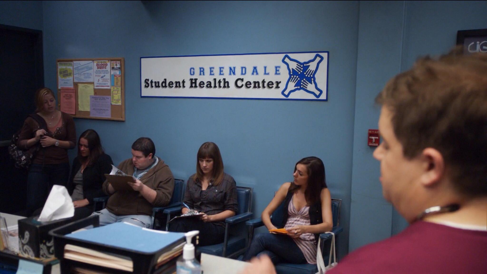 Greendale Student Health Center
