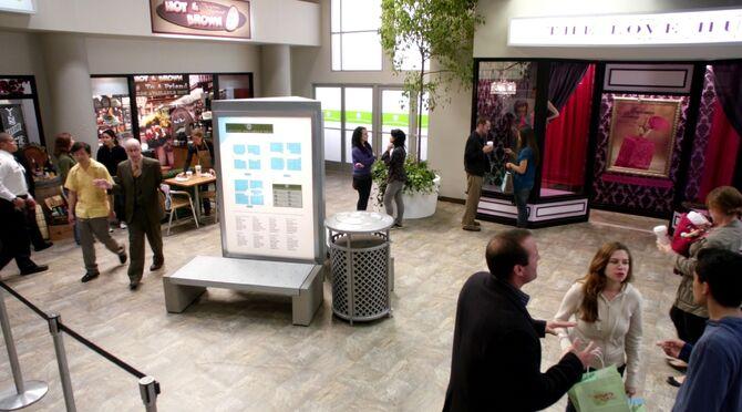 Greendale Mall