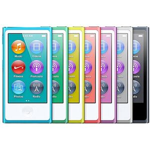 Latest iPod Nano