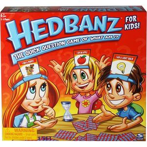 Hedbanz cover