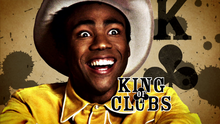 AFFOPTroy King of Clubs