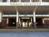 GCC Human Sciences building
