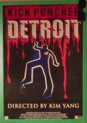 Kickpuncher Detroit poster