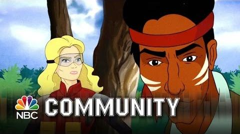 Community - Community G.I. Joe PSA (Preview)
