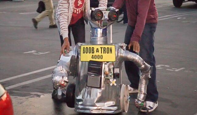 Boob A Tron 4000