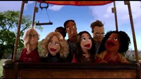 Community Puppets - That's An Adventure(Hot Air Balloon)