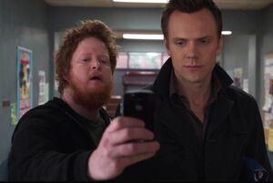 Eric picture phone