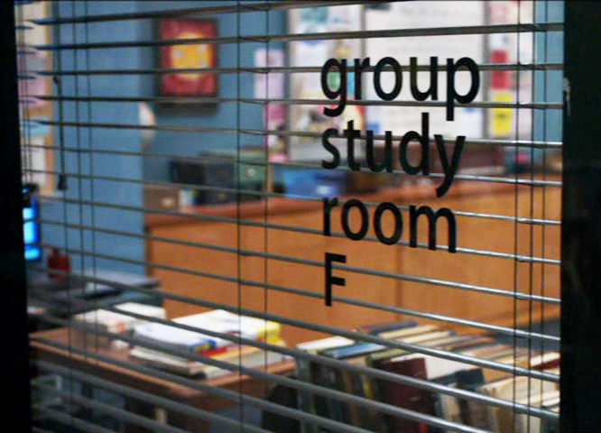 Group study room f