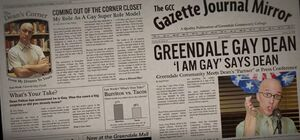 S06E04-Gazette Journal Mirror