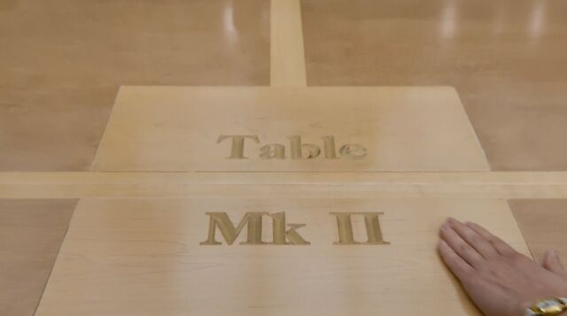 Study table MK II