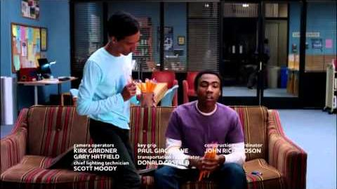 Troy & Abed Pencils in Mouth Competition Community