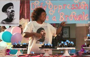 S01E02-Shirley Guatemala protest