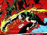 Kickpuncher comic book