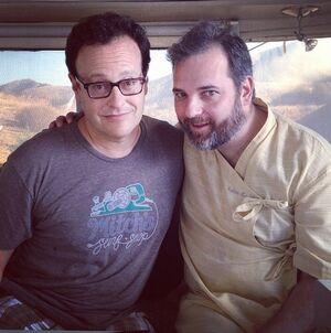 Mitch and Dan