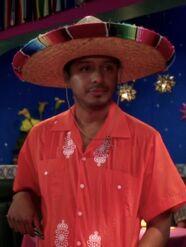 Señor Kevin's Waiter