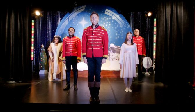 3x10 Opening Christmas pageant number