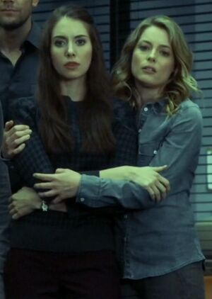 Britta and Annie in Season Five