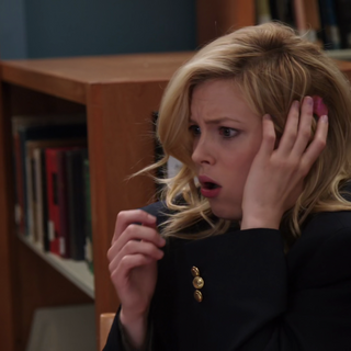 Abed has a hit put out on Britta's hair.