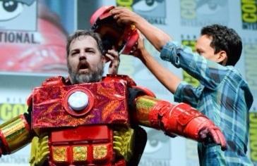 Iron Dan Harmon