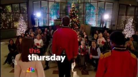 NBC Christmas 2011 Promo (08 12 2011) - Community Parks & Rec The Office