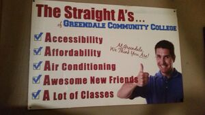 The Straight A's