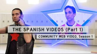 Community - The Spanish Video (Part 1)