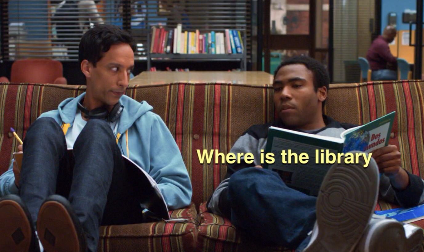 La Biblioteca Rap