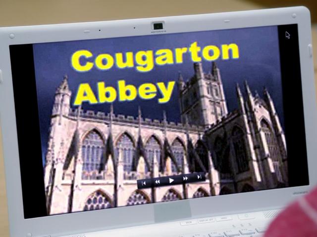 3X1 Cougarton Abbey